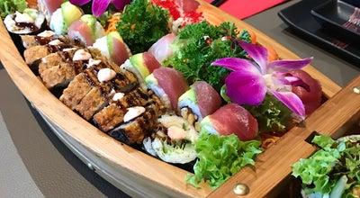 Photo of Sushi Restaurant Sushi Sakana at Zottegem, Belgium
