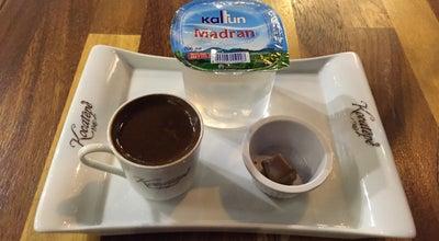 Photo of Cafe Kocatepe 1949 at Cumhuriyet Cad, Isparta 32100, Turkey