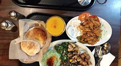 Photo of Mediterranean Restaurant Aladdin's Mediterranean Cuisine at 912 Westheimer Rd, Houston, TX 77006, United States