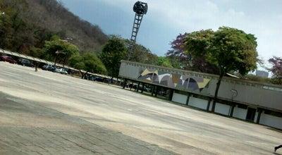 Photo of Outdoor Sculpture Reloj Universitario UCV at Venezuela