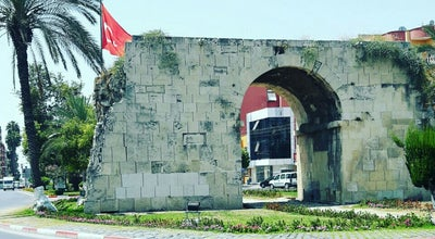 Photo of Historic Site Klopatra Kapısı at Turkey