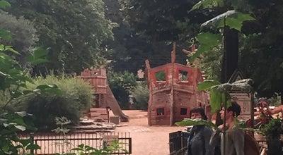 Photo of Playground Spielplatz Helmholtzplatz at Helmholtzplatz, Berlin 10437, Germany