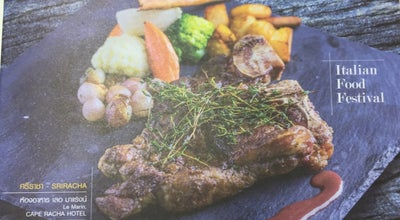 Photo of Steakhouse California Steak at Karavel House Hotel, Si Racha 20110, Thailand