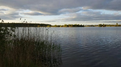 Photo of Lake Mežs pie karjera at Latvia