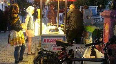 Photo of Food Truck Mısırcı Arabof at Gazi Paşa Caddesi, yalova 77100, Turkey