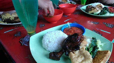 Photo of Diner Nasi tempong at Banyuasri, Indonesia
