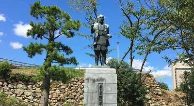 Photo of Outdoor Sculpture 若き日の徳川家康公 at 中区元城町100-2, 浜松市, Japan