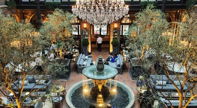 Photo of American Restaurant Restoration Hardware at 1300 N Dearborn St, Chicago, IL 60610, United States