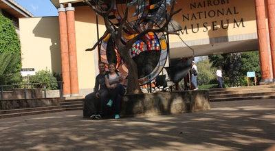 Photo of History Museum Nairobi National Museum at 2 Museum Hill Road, Nairobi, Kenya