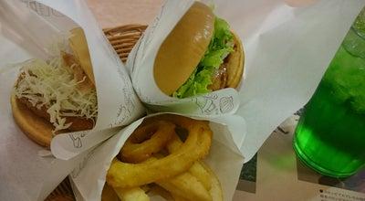 Photo of Burger Joint モスバーガー敦賀店 at 木崎13-28, 敦賀市 Japan, Japan