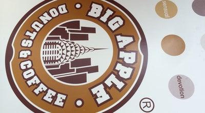 Photo of Donut Shop Big Apple Donuts & Coffee at East Coast Mall, Kuantan 25200, Malaysia