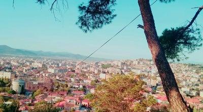 Photo of Trail Akropolis kale Yolu at Turkey