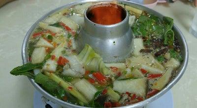 Photo of Asian Restaurant ซ้ง หัวปลาหม้อไฟเห็ดโคน at บางบัวทอง-สุพรรณบุรี, Bang Bua Thong 11110, Thailand