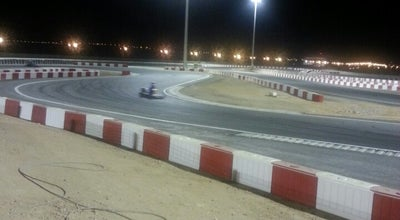 Photo of Racetrack Oman Automobile Club at Airport Heights, Muscat, Oman