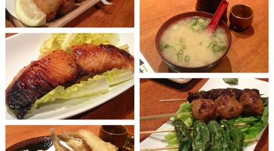Photo of Japanese Restaurant Sake Bar Hagi at 152 W 49th St, New York City, NY 10019, United States