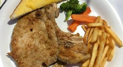 Photo of Steakhouse สเต็กลุงหนวด (สาขา รร.เอกชัย) at ตรงข้าม ซ.เจียม, เมือง มหาชัย 74000, Thailand