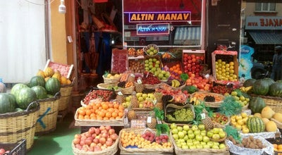 Photo of Juice Bar Altın Manav at Selvi Mahallesi, Merkez Kütahya 43100, Turkey