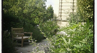 Photo of Garden Jardin des Archives Nationales at 87 Rue Vieille-du-temple, Paris 75003, France