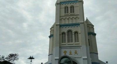 Photo of Church Roman Catholic Church of the Immaculate Conception at Johor Bahru, Malaysia