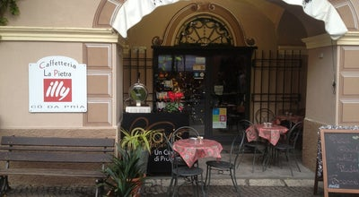 Photo of Cafe Caffetteria la Pietra at Italy