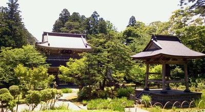 Photo of Temple 林泉寺 at 中門前1-1-1, 上越市 943-0801, Japan