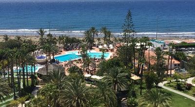 Photo of Hotel Bar Melia Tamarindos Hotel Gran Canaria at Retama 3, Gran Canaria, Spain