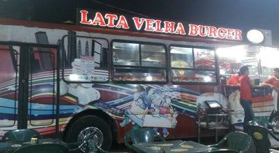 Photo of Food Truck Lata Velha Burger at Brazil