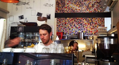 Photo of Coffee Shop Kinfolk at 673 Bourke St., Melbourne, VI 3000, Australia