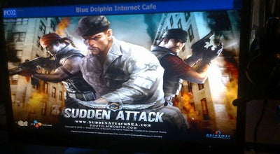 Photo of Arcade Blue Dolphin Cyber Cafe at Malaysia