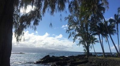 Photo of Surf Spot Richardsons Beach Park at 2349 Kalanianaole Ave, Hilo, HI 96720, United States