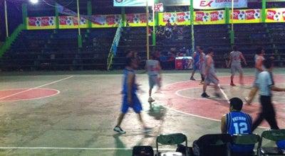 Photo of Basketball Court Lapangan Basket Karebosi at Jl. Kajaoladido, Makassar, Indonesia
