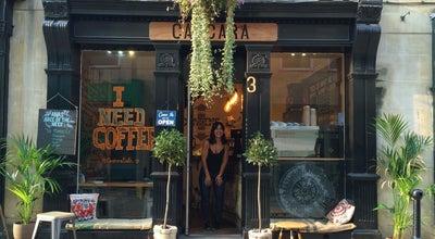 Photo of Coffee Shop Cascara at 3, Bath BA1 1RG, United Kingdom