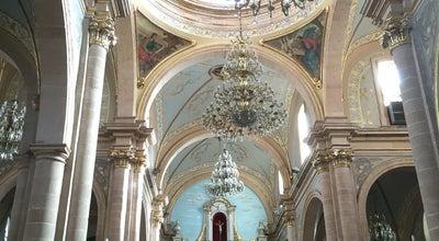 Photo of Church Parroquia Del Senor De La Salud at Mexico