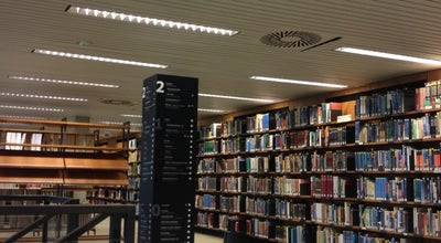 Photo of College Library TIB Technik/Naturwissenschaften at Welfengarten 1 B, Hannover 30167, Germany