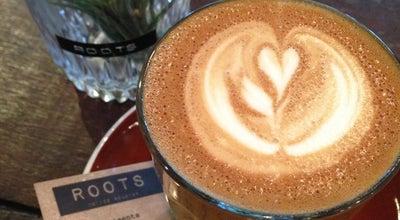 Photo of Coffee Shop Roots Coffee Roaster at Ekkamai 17-19, Vadhana 10110, Thailand