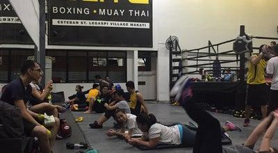 Photo of Boxing Gym Elorde Elite Boxing Gym at Esteban St, Makati, Philippines