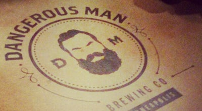 Photo of Brewery Dangerous Man Brewing Co at 1300 2nd St Ne, Minneapolis, MN 55413, United States