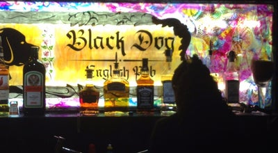 Photo of Pub Black Dog English Pub at R. Bernal Do Couto, 791, Belém 66655-080, Brazil