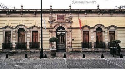 Photo of History Museum Museo Regional De Historia at Aguascalientes, Mexico