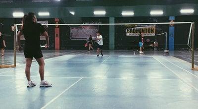 Photo of Tennis Court Racquettaz Badminton Center at E. Aguinaldo Highway, Dasmarinas, Philippines