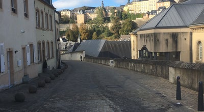 Photo of Neighborhood Grund at Rue Münster, Luxembourg, Luxembourg