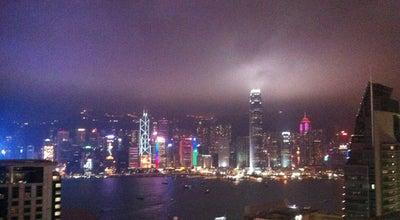 Photo of Restaurant Eye Bar at 彌敦道63號isquare國際廣場30樓, Hong Kong, Hong Kong