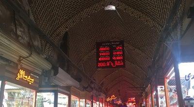 Photo of Jewelry Store بازار طلا فروشان تبریز at بازار, تبریز, Iran