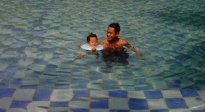 Photo of Pool Kimo swiming pool at Jln. Letjen Sutoyo, Jember, Indonesia