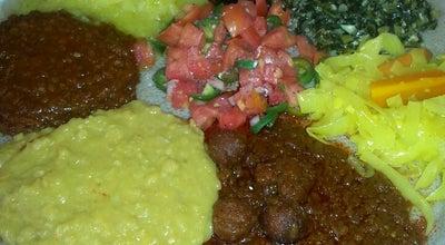 Photo of Ethiopian Restaurant Ethiopic at 401 H Street Ne, Washington, DC 20002, United States