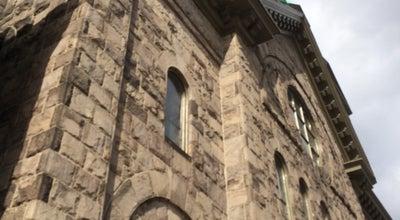 Photo of Church Sacred Heart Roman Catholic Church at Trenton, NJ 08608, United States