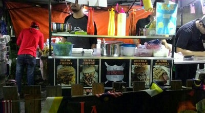 Photo of Burger Joint LA Burger Kukus Bakar at Taiping 34000, Malaysia