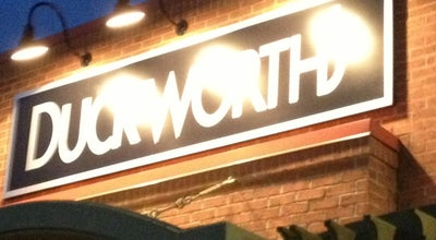 Photo of American Restaurant Duckworth's Grill & Taphouse at 560 River Hwy, Mooresville, NC 28117, United States