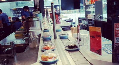 Photo of Sushi Restaurant YO! Sushi at Glass Walk, Bristol BS1 3BQ, United Kingdom