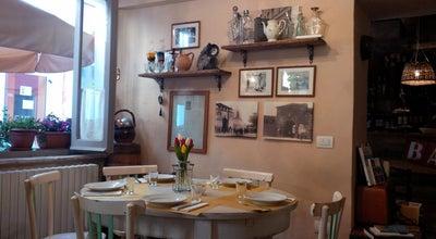 Photo of Italian Restaurant Osteria dalla Peppa at Via Vecchia 8, Fano 61032, Italy
